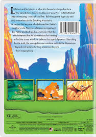 the land before time the stone of cold fire movie page dvd
