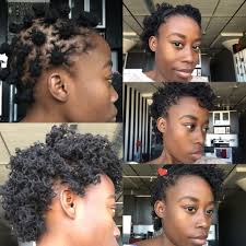 starting sisterlocks with short hair bantu knots w short sisterlocks 3 simple styles youtube