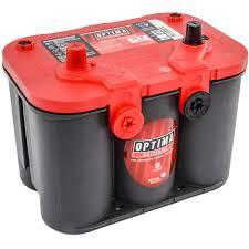 optima batteries 9004 003 redtop 12 volt battery model bci group