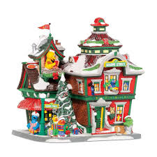 Kitchen Collection Store by Amazon Com Department 56 North Pole Sesame Street At The North