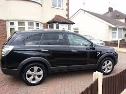 2010 chevrolet captiva 2 0 diesel phantom black 7 seater year mot