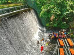 waterfall villa escudero waterfalls
