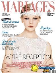 magazine mariage mariages juin juillet août 2017 no 289 pdf