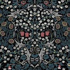 William Morris Wallpaper by As Part Of The House Of Hackney X William Morris Collection