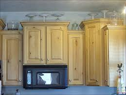 curio cabinet greenery above kitchen cabinets cabinet tops