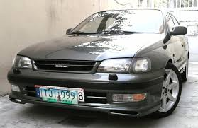 toyota corona tlrandz 1994 toyota corona specs photos modification info at