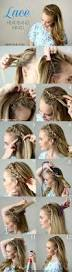 best 25 easy braided hairstyles for long ideas on pinterest