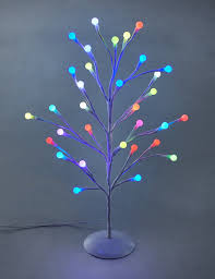 multicoloured ball twig tree m u0026s