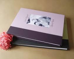 Diy Wedding Album Post Bound Etsy