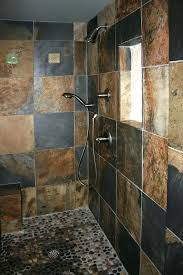 Slate Tile Bathroom Shower Slate Shower As Previously Reported Tile Sealer Healthfestblog