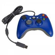 controller game for xbox 360 pc blue