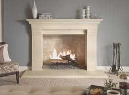 fireplace new can you paint the inside of a gas fireplace design