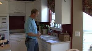 home maintenance how to measure kitchen cabinets youtube