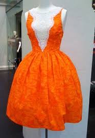 orange and white wedding gown orange and white jpg orange