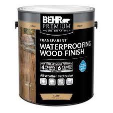 wood u0026 deck stain exterior stain u0026 waterproofing the home depot