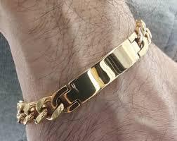 engravable id bracelet id bracelet etsy