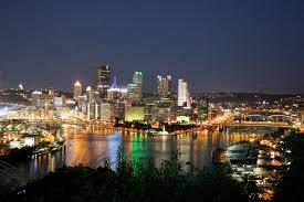 Pittsburgh Pa Map Pittsburgh Pa Pa Pinterest Pittsburgh Pa Mount Washington