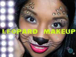 halloween leopard makeup tutorial tutorial de maquillaje para halloween leopard makeup maquillaje
