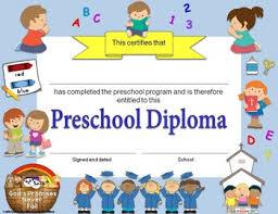 preschool graduation invitations christian preschool diplomas graduation invitations editable