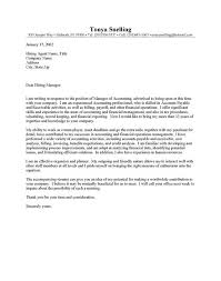 accounting cover letter cover letter example 2 accounting cover