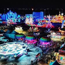magical winter lights lone star park carnival rides games vacation ideas pinterest carnival rides