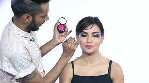 Prisoner Halloween Makeup by Missmalini As Daku Gabb Singh