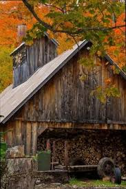 Old Barn Photos Old Blue Barn Barns Pinterest Barn Farming And