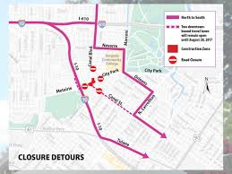 Map Of Areas To Avoid In New Orleans by New Orleans Rta Cemeteries Transit Center Construction Road