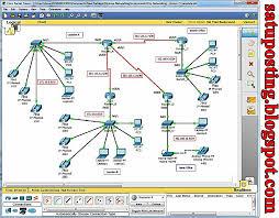 membuat jaringan lan dengan cisco packet tracer komputer tutorial download cisco packet tracker 5 3