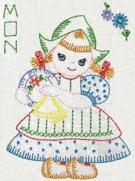 Machine Embroidery Designs For Kitchen Towels by 19 Best Dutch Embroidery Designs Images On Pinterest Drawings