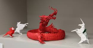 paper dragons origami drago origami 18 eastern