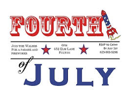 4th of july and patriotic invitations for new selections 2017