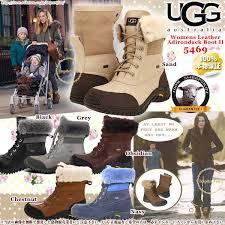 ugg s adirondack boot boots adirondack sand