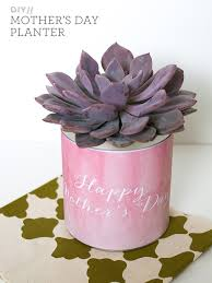 mothers day gifts simple diy s day planter gift simple diy gift and tutorials