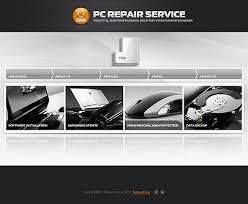 19 best services website templates images on pinterest website