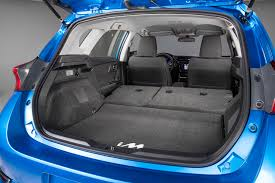 trunk space toyota corolla 2016 scion im reviews and rating motor trend