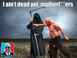 Ric Flair Memes - ric flair was there facebook