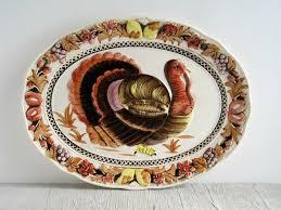 ceramic turkey platter 179 best turkey platter images on turkey platter