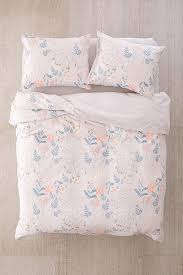 Duvet Cove Lillian Floral Duvet Cover Urban Outfitters