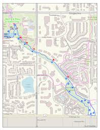 Boston Walking Map by Parks Urbandale Ia Official Website