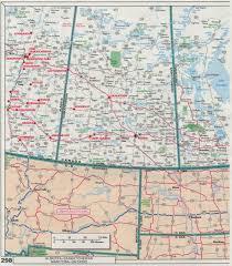 Map Of Saskatchewan The Web Shell