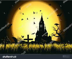 vector halloween background stock vector 62963335 shutterstock