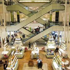 best department stores in paris travel leisure