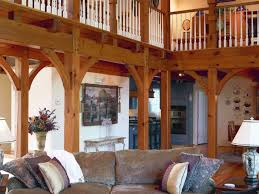 timber frame home interiors timber frame homes by hearthstone homes