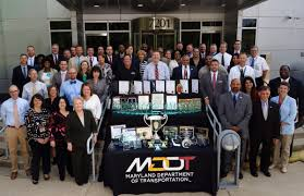 maryland department of transportation continues its award winning ways