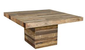 rustic square dining table nevada square rustic dining table fishpools
