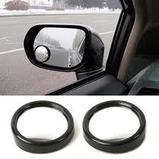 No Blind Spot Rear View Mirror Reviews Aliexpress Com Buy 1pair 360 Wide Angle Auto Side Round Convex