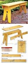 Woodworking Plans Bench Seat Wood Bench Plans Furniture Plans And Projects Woodarchivist