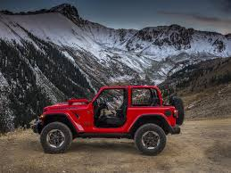 huge jeep wrangler 2018 jeep wrangler reveal pictures details business insider