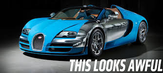 listen two tone cars look terrible